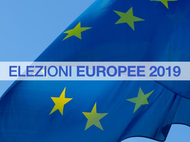 MANIFESTO EUROPEE 26 MAGGIO 2019