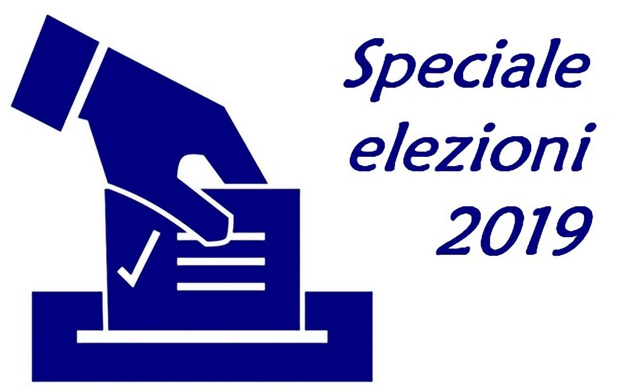AFFLUENZE ELEZIONI 26 MAGGIO 2019 ORE 12.00