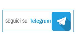 CANALE TELEGRAM DEL COMUNE DI VALLIO TERME - per rimanere aggiornati