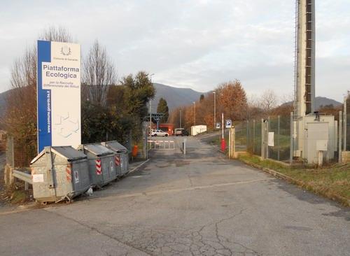 CHIUSURA CENTRO DI RACCOLTA RIFIUTI